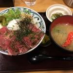 totoguranemuro - えぞしか丼(950円)H28.12