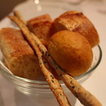 カーザ ヴィニタリア - パン