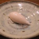 59635032 - 梨と茗荷のアイスクリーム