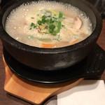 チェゴヤ - 参鶏湯ハーフ