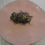 クイントカント - ⑧豚のストゥファースト       ・イタリア冬野菜のグリル