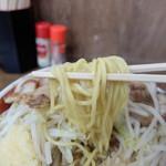らーめん北彩 - 麺