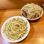 59637519 - 小つけ麺野菜マシ