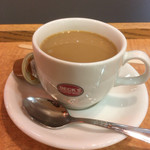 BECK'S COFFEE SHOP - ブレンドコーヒー ホット S 230円