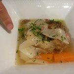 ビストロシュン - テールスープ