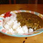 カフェ レスト ボーイ - スリランカカレー(ポーク)