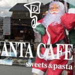 SANTA CAFE - クリスマスの装飾