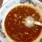 いっぽん - スープのベースは尾道