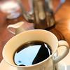恭月 - ドリンク写真:銀ポットで提供のコーヒー 二杯以上は入ってます。 700円