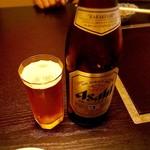 59644544 - 瓶ビール(キリンと選べたらいいのにw)