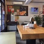 麺 風来堂 - 販売機にて食券購入します。