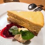 59644954 - ベイクドチーズケーキ