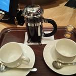 アップカフェ - フレンチプレス
