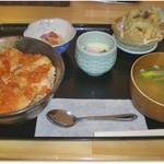 hide - 料理写真:はらこ飯定食  1400円