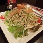 広東料理 東田 - 本日のサラダ
