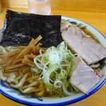 ケンちゃんラーメン - 小盛うす口(小)650円