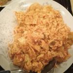 中国料理 鴻運楼 - 海老と玉子のチリソース