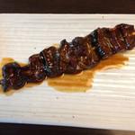 にしむら - 料理写真:八つ目うなぎ