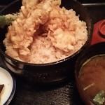食通 ゆたか - 穴子丼ランチ980円