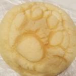 シロクマベーカリー - メロンパン 140円