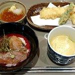 オールデイブッフェ コンパス - オールデイブッフェ コンパス @Yokohama Bay Sheraton 2nd.ラウンド目は和食
