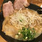 和久井 - 極煮干しそば黒