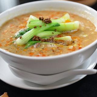 マダム紅蘭 - 料理写真:担々麺