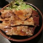 たどん - スペシャル丼特盛950円