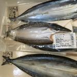 59651057 - 北山水産さん 真空干物セット税込3000円♤オススメとろ秋刀魚 美味しいけど肉薄