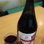 サイゼリヤ - マグナムボトルの赤