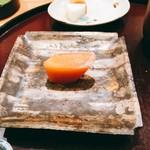 日本料理 太月 - 唐墨 この厚さ! 2016年12月