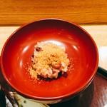 日本料理 太月 - 赤飯 2016年12月