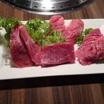 59651835 - 牛吟ランチ2100円の肉
