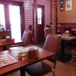 ハビビ ハラル レストラン - ...ランチタイムは13時以降が空いていてオススメ!