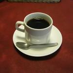 レストラン ナカタ - 「ホットコーヒー」です。