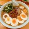 一番星 - 料理写真:一番星@東山(京都) 中華そば・並 玉子入り