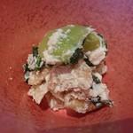 立寄処 桜子 - 旬菜とおあげさんの白和え