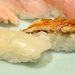 鮨処 源平 - 近江町市場で美味しいお寿司をいただいて大満足!