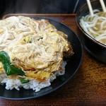 59656939 - カツ丼定食