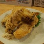 ニューメェイル - 牡蠣の天ぷら
