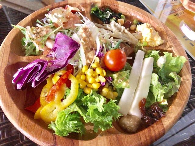 お野菜たっぷりで満足ディナー帯メインのクオリティアップに期待