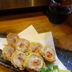 うまか味 薩摩 - 鶏肉の明太子揚げ870円
