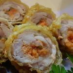 うまか味 薩摩 - 鶏肉と明太子合う~♪