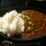 碧水園 - 料理写真:烏城カレー