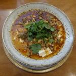 天鳳 - 豆花牛肉(通称:白い麻婆豆腐)