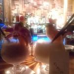 ELALBA ~エルアルバ~ Luxury&Relaxing BAR - オリジナルカクテル 美味しかったです。
