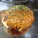 59661850 - 「肉玉ホルモン(肉・玉子・そば・ホルモン)」(930円)・「玉子ダブル」(120円)