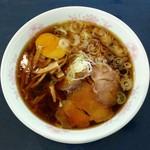 アクセスサッポロ レストラン ライラック - 醤油ラーメン(780円)