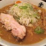 ラーメン 空 - 味噌らーめん(大盛)