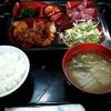 B & B レストラン ムジカ - 料理写真:日替りランチ \530 チキンカツ